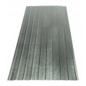 T10 Tablă cutată AlZn 0,9 x 2 m