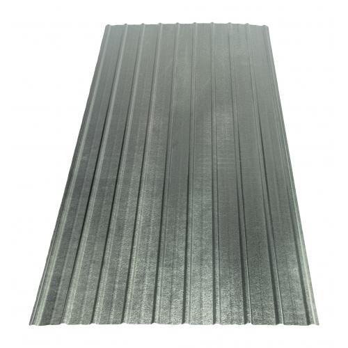 T10 Tablă cutată aluzinc 0,9 x 2 m