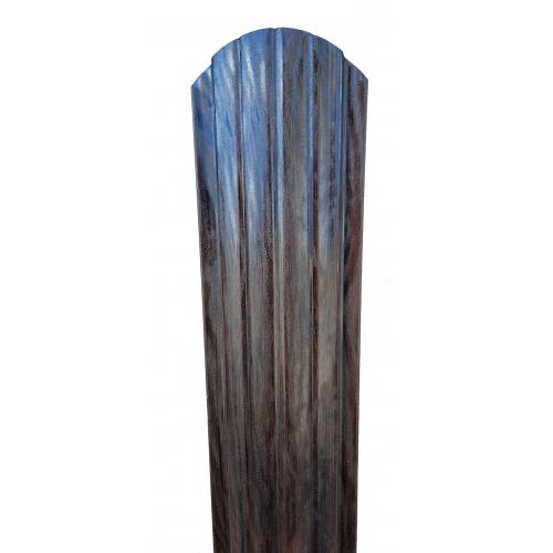 Șipcă omega imitație lemn 0,60mm