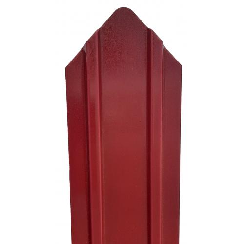Ştacheţi gard color 0.45 mm - Vopsea pe o singură parte