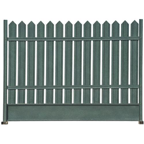 Ştacheţi gard verde antic 0,70 mm