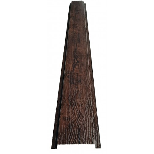 Profil Modern Plus 0,60 mm Imitație lemn , Vopsit pe ambele părți