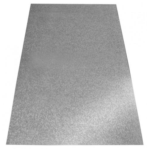 Tablă Lisa AlZn 1.25 x 2 m, 0,50 mm