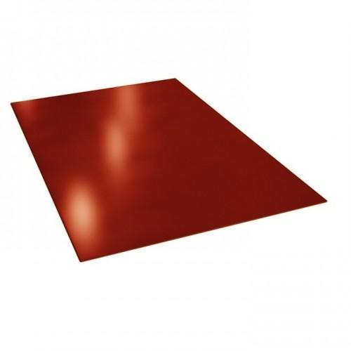 Tablă Lisa coală 1 x 2 m 0,30 mm Lucios