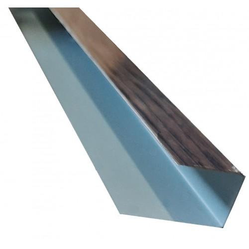 Profil îmbinare lambriu metalic imitație lemn 0,50 mm