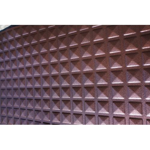 Tablă fagure imitație cupru 0,80 mm