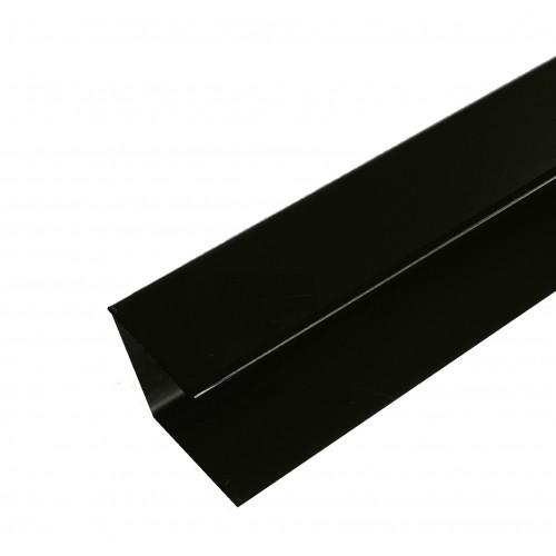 Profil U Modern Plus Dublu vopsit Ral 9005 - negru