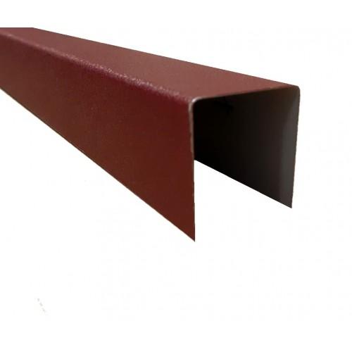 Profil U Modern Plus 0,5 mm Mat Ral 3005 - Vișiniu