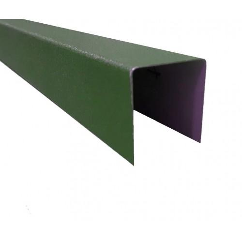 Profil U Modern Plus 0,5 mm Mat Ral 6020 - Verde