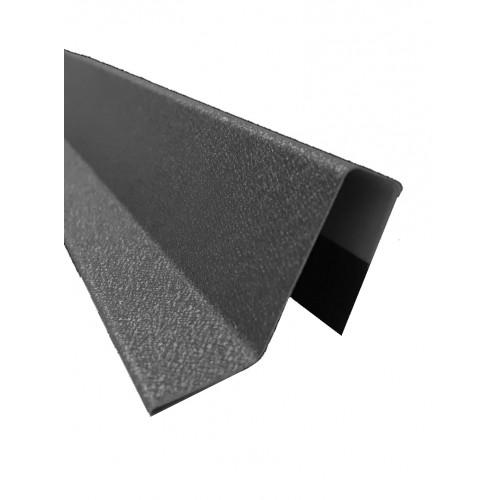 Coamă gard Modern Plus 0,50 mm Mat Ra l7024