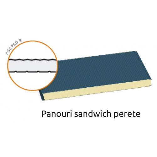 Panou sandwich perete
