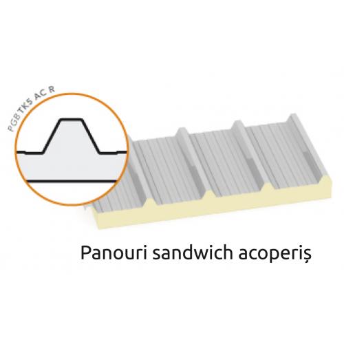 Panou sandwich acoperiş