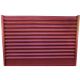 Panou gard tip jaluzea color 0,55 m Alb ( Ral 9002)