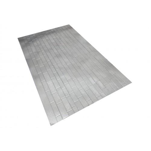 Tablă tip cărămidă aparentă AlZn 1 x 2 m