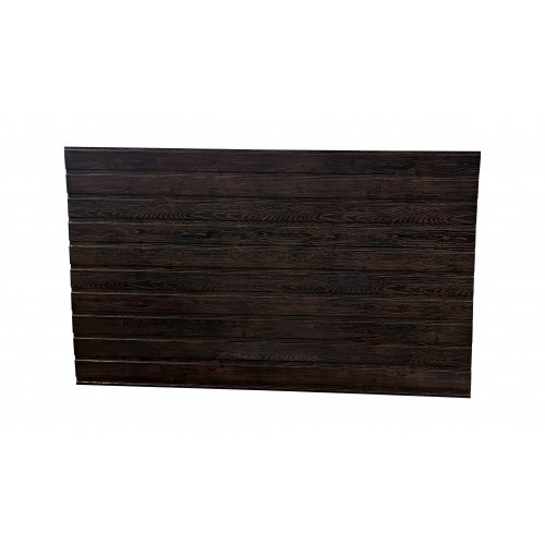T8 Tablă cutată imitație lemn