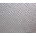 Tablă striată AlZn 1 x 2 m grosime 0.4