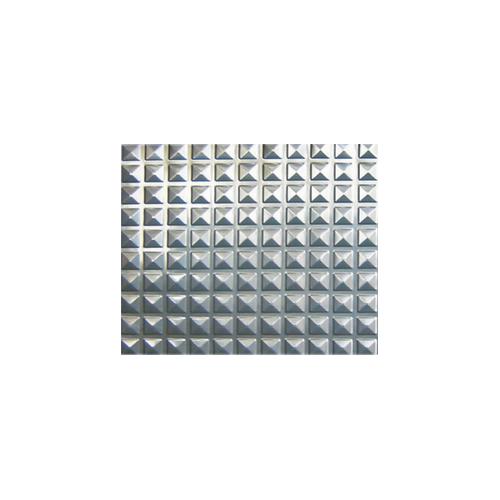Tablă fagure zincată 1 x 2 m