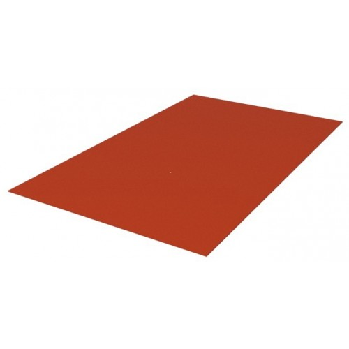 Tablă Lisa coală 1,25 x 2 m Mat 0,50 mm