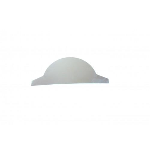 Capac coamă ɸ125 AlZn