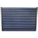 Gard tip jaluzea color 0,55 mm Gri antracit ( Ral 7024)